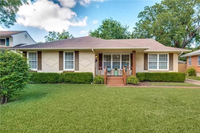 9303 Leaside Drive, Dallas, TX 75238 (MLS #14144425) :: Frankie Arthur Real Estate