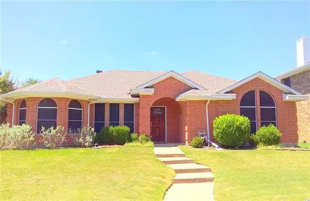 2513 Chene Drive, Sachse, TX 75048 (MLS #14144435) :: Ann Carr Real Estate