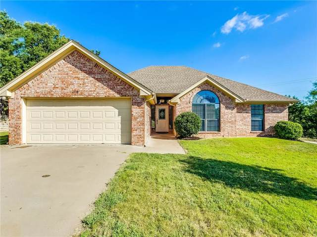 3714 Mandy Drive, Granbury, TX 76048 (MLS #14144438) :: The Mitchell Group