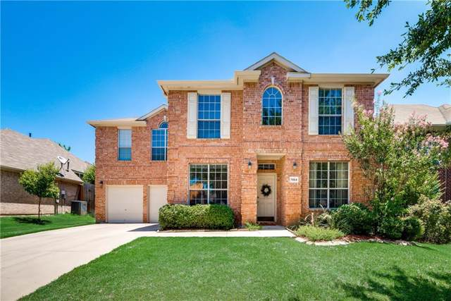 7864 Rogue River Trail, Fort Worth, TX 76137 (MLS #14144450) :: Lynn Wilson with Keller Williams DFW/Southlake