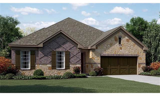 1160 Shasta Lane, Prosper, TX 75078 (MLS #14144463) :: The Heyl Group at Keller Williams