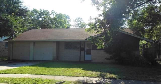 819 Susan Drive, Arlington, TX 76010 (MLS #14144465) :: The Tierny Jordan Network