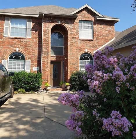 1400 Blue Gill Lane, Crowley, TX 76036 (MLS #14144466) :: Lynn Wilson with Keller Williams DFW/Southlake