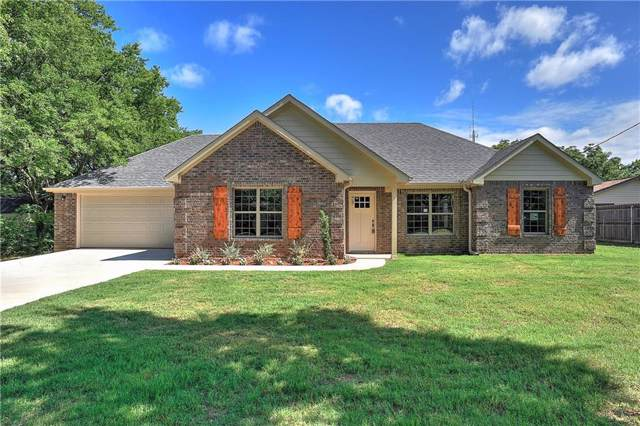 207 W Elm Street, Howe, TX 75459 (MLS #14144473) :: Lynn Wilson with Keller Williams DFW/Southlake