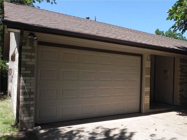 617 Price Drive, Lewisville, TX 75067 (MLS #14144479) :: The Real Estate Station