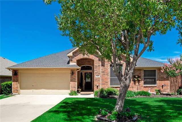 2450 Edgefield Trail, Mansfield, TX 76063 (MLS #14144483) :: Lynn Wilson with Keller Williams DFW/Southlake