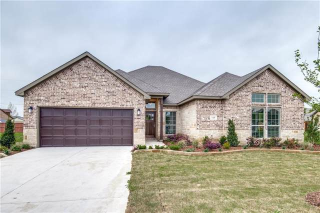 561 S Utah, Celina, TX 75009 (MLS #14144492) :: Kimberly Davis & Associates