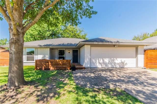 109 Kenshire Drive, Benbrook, TX 76126 (MLS #14144498) :: Potts Realty Group