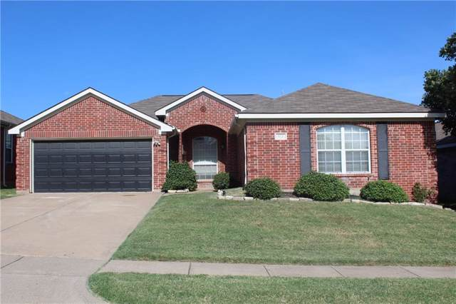613 Fawn Meadow Trail, Kennedale, TX 76060 (MLS #14144524) :: The Hornburg Real Estate Group