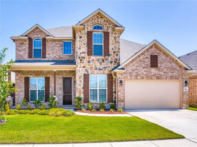304 Traveller Street, Hickory Creek, TX 75065 (MLS #14144531) :: RE/MAX Town & Country