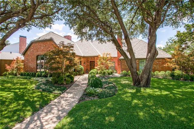 2711 W Prairie Creek Drive, Richardson, TX 75080 (MLS #14144543) :: Vibrant Real Estate