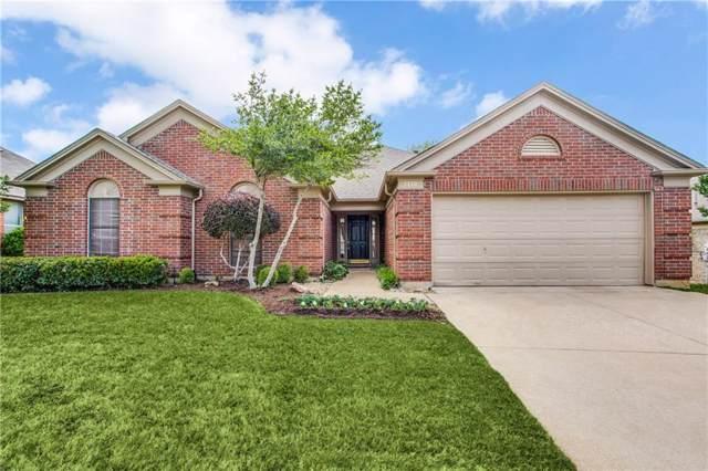 4710 SW Shorewood Drive, Arlington, TX 76016 (MLS #14144550) :: RE/MAX Town & Country