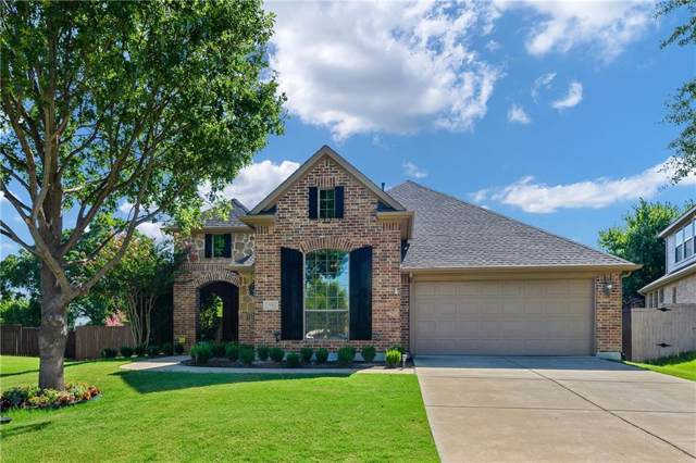1916 Woodway Drive, Mckinney, TX 75071 (MLS #14144574) :: The Real Estate Station