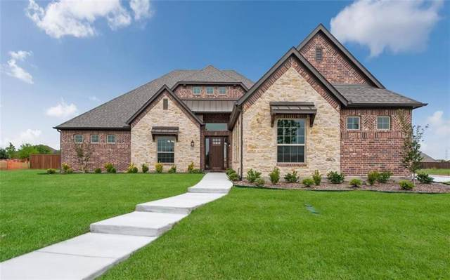 221 Hearthstone Dr, Sunnyvale, TX 75182 (MLS #14144596) :: Lynn Wilson with Keller Williams DFW/Southlake