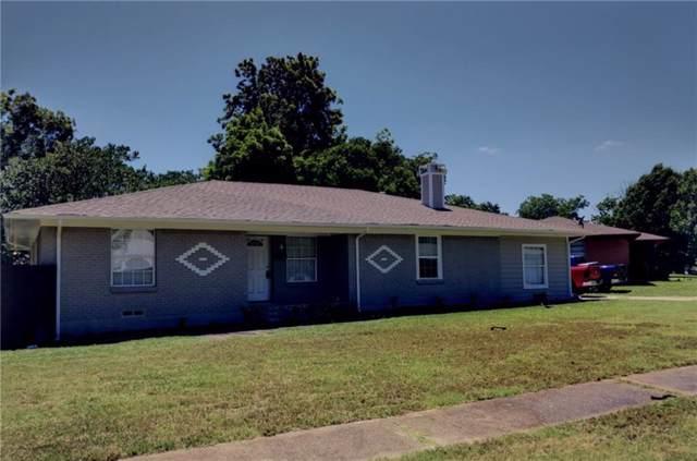 2029 Riverway Drive, Dallas, TX 75217 (MLS #14144604) :: Van Poole Properties Group