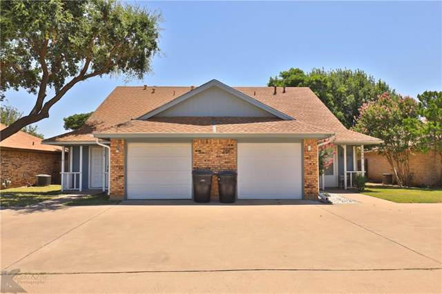 1513 Westheimer Road, Abilene, TX 79601 (MLS #14144611) :: HergGroup Dallas-Fort Worth