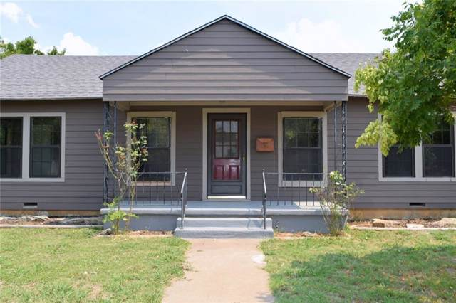 106 Miami, Coleman, TX 76834 (MLS #14144612) :: RE/MAX Town & Country