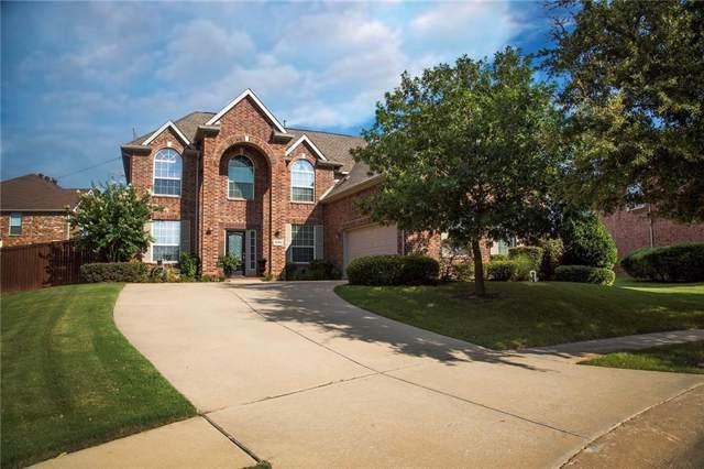 8706 Cherry Lee Lane, Lantana, TX 76226 (MLS #14144613) :: Real Estate By Design