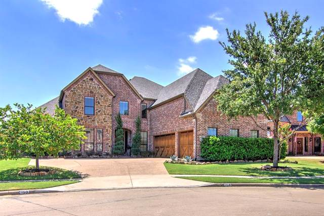 4653 The Landings Court, Frisco, TX 75033 (MLS #14144627) :: Century 21 Judge Fite Company