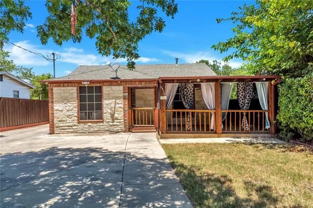 3815 Falls Drive, Dallas, TX 75211 (MLS #14144632) :: Vibrant Real Estate