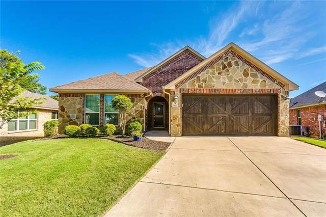 3003 Greenway Drive, Burleson, TX 76028 (MLS #14144651) :: The Mitchell Group
