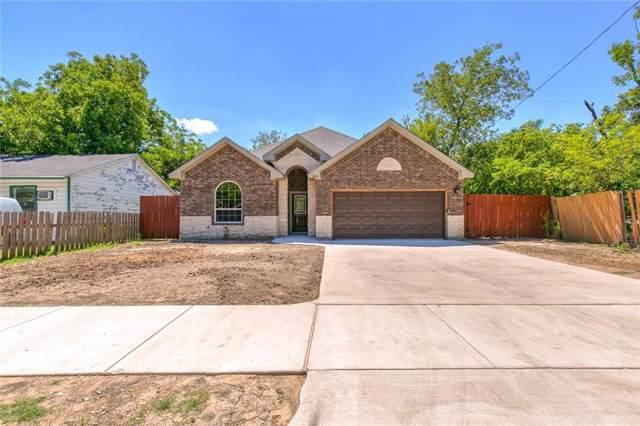 2812 Sydney Street, Fort Worth, TX 76105 (MLS #14144653) :: Potts Realty Group