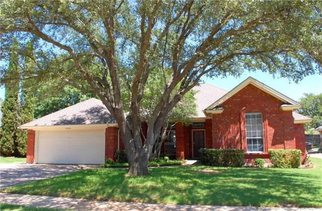 1503 Southfork Drive, Keller, TX 76248 (MLS #14144654) :: Frankie Arthur Real Estate