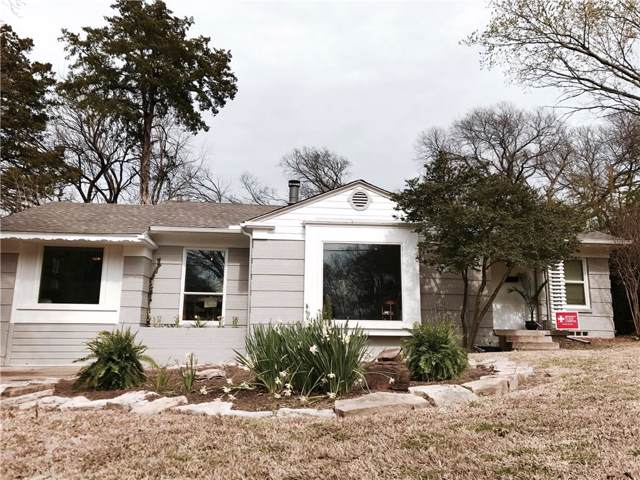 982 Peavy Road, Dallas, TX 75218 (MLS #14144657) :: RE/MAX Town & Country