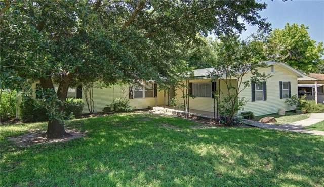 1311 Madison Street, Weatherford, TX 76086 (MLS #14144659) :: The Heyl Group at Keller Williams