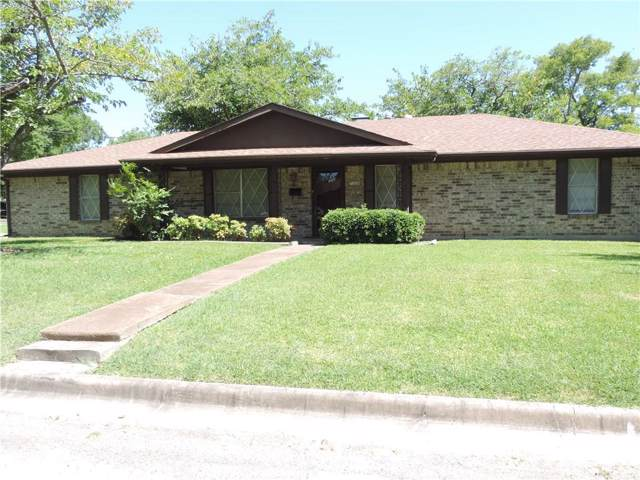 750 W Beaumont Avenue, Cooper, TX 75432 (MLS #14144664) :: RE/MAX Town & Country
