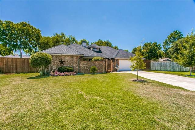 12 Tanglewood Drive, Hickory Creek, TX 75065 (MLS #14144665) :: RE/MAX Town & Country