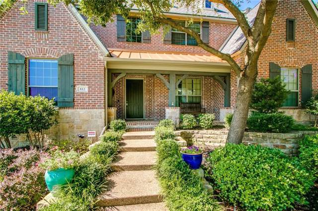 812 Jennifer Court, Highland Village, TX 75077 (MLS #14144672) :: RE/MAX Town & Country
