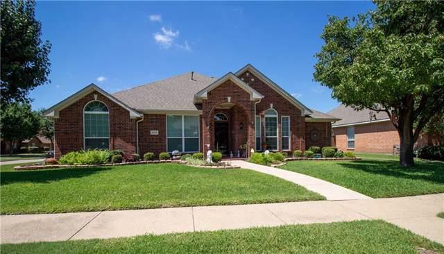 7213 Balsam Drive, Rowlett, TX 75089 (MLS #14144678) :: Vibrant Real Estate