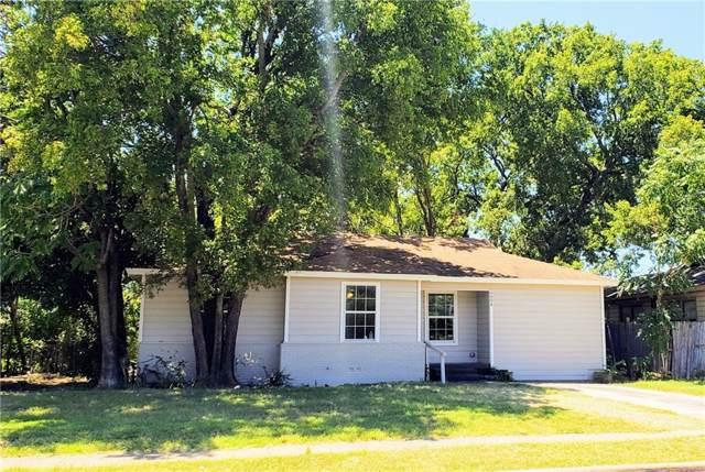 4004 Hardeman Street, Fort Worth, TX 76119 (MLS #14144682) :: Real Estate By Design