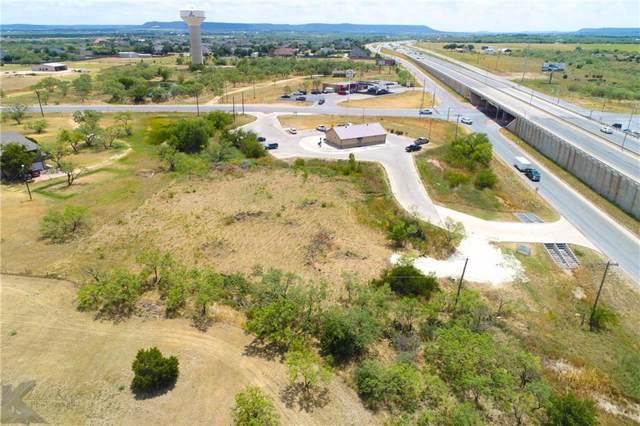 TBD Hwy 83-84, Abilene, TX 79606 (MLS #14144688) :: Bray Real Estate Group