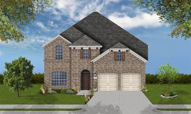 11451 Misty Ridge Drive, Flower Mound, TX 76262 (MLS #14144689) :: Century 21 Judge Fite Company
