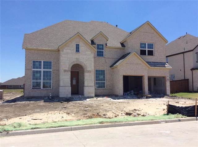 3061 Clearwater Drive, Prosper, TX 75078 (MLS #14144695) :: Vibrant Real Estate