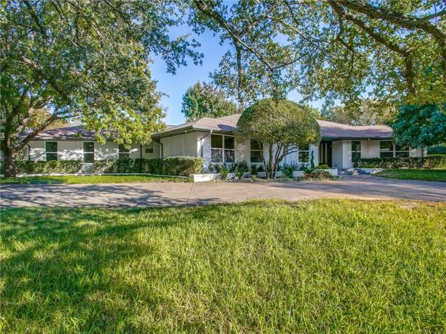 6186 Prestondell Drive, Dallas, TX 75240 (MLS #14144702) :: Vibrant Real Estate