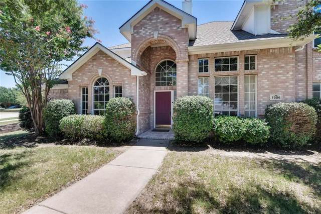 7806 Belcrest Drive, Frisco, TX 75034 (MLS #14144704) :: Vibrant Real Estate