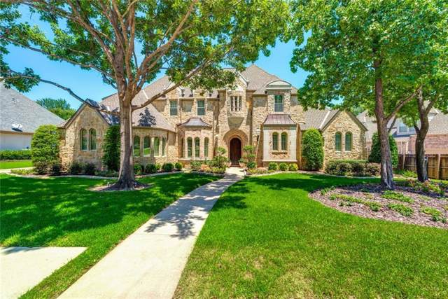 911 Parkview Lane, Southlake, TX 76092 (MLS #14144705) :: Real Estate By Design