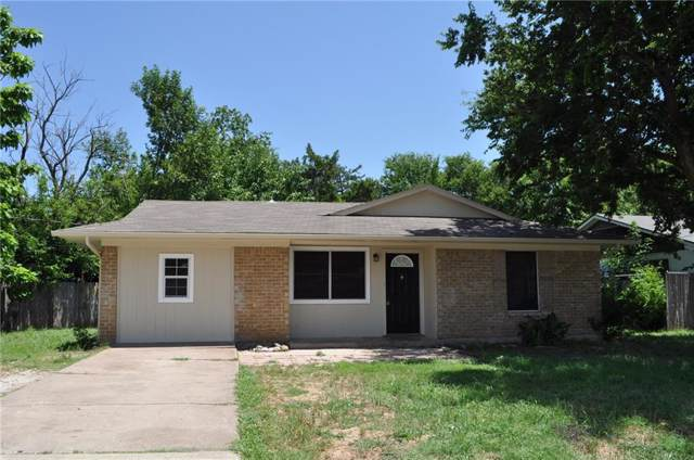 212 Anderson Street, Waxahachie, TX 75165 (MLS #14144706) :: RE/MAX Town & Country