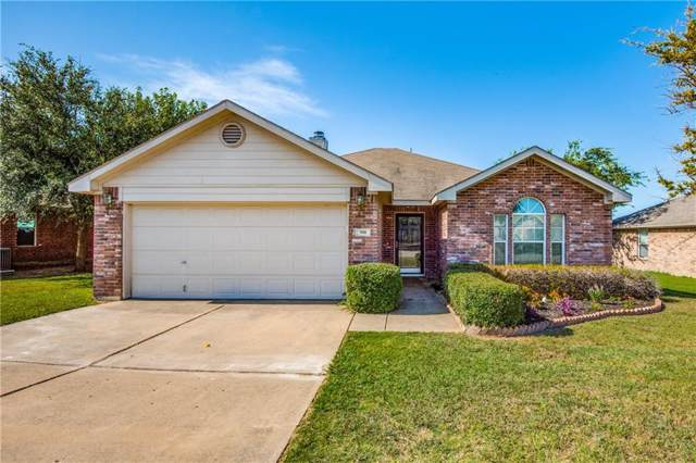 508 Troxell Boulevard, Rhome, TX 76078 (MLS #14144720) :: All Cities Realty