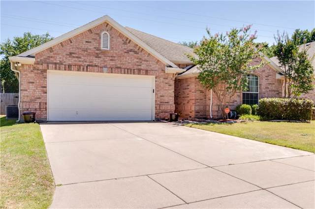 940 Park Forest Drive, Hurst, TX 76053 (MLS #14144725) :: Vibrant Real Estate