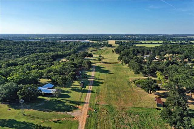 513 Immigrant Trail Road, Denison, TX 75021 (MLS #14144728) :: All Cities Realty