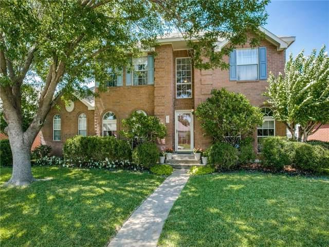 2602 Covington Drive, Garland, TX 75040 (MLS #14144759) :: Magnolia Realty