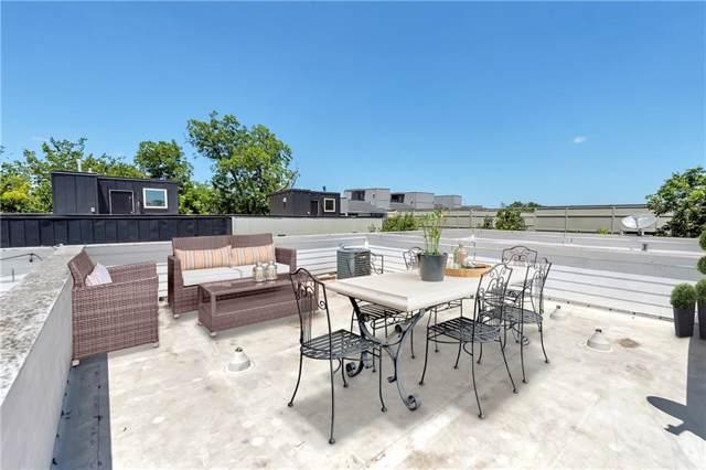 5617 Bryan Parkway #4, Dallas, TX 75206 (MLS #14144760) :: Vibrant Real Estate