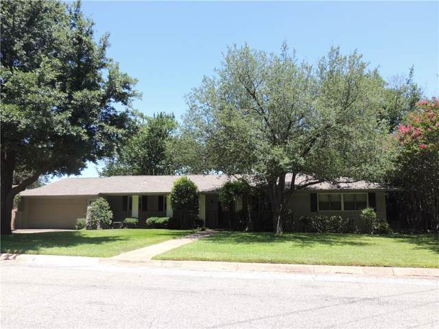 623 Westwood Drive, Sherman, TX 75092 (MLS #14144782) :: Hargrove Realty Group