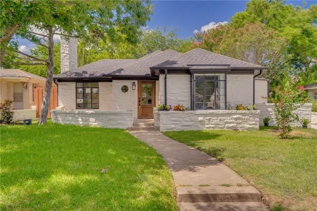 6107 Anita Street, Dallas, TX 75214 (MLS #14144787) :: Vibrant Real Estate