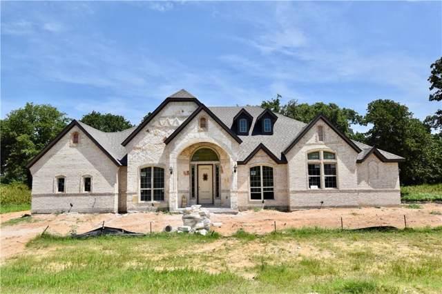 111 Dogwood Drive, Krugerville, TX 76227 (MLS #14144789) :: Team Hodnett