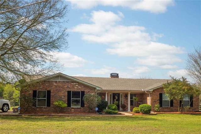 106 Wiley Page Rd, Longview, TX 75605 (MLS #14144816) :: The Heyl Group at Keller Williams